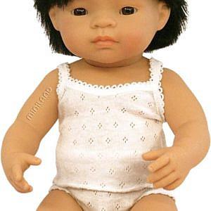 Miniland – Puppe of Color, Junge 38cm