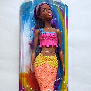 Barbie – Meerjungfrau of Color