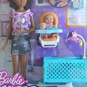 Barbie – Schwarze Babysitterin