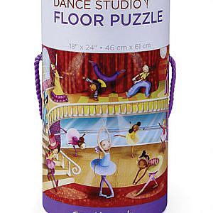Floor Puzzle Dance Studio 50 Teile