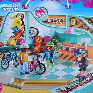 Playmobil – Bike & Skate Shop