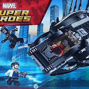 Lego – Black Panther Royal Talon Fighter Attack