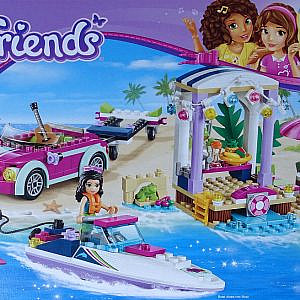 Lego Friends – Andrea und Emma am Strand