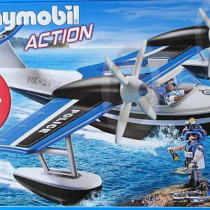 Playmobil – Polizei-Wasserflugzeug