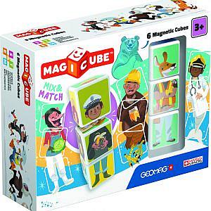 Magicube Mix & Match 6 Cubes
