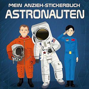 Mein Anzieh-Stickerbuch – Astronauten