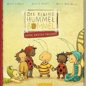 Die kleine Hummel Bommel – Meine ersten Freunde
