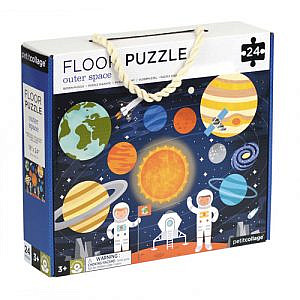 Floor Puzzle Weltall 24 Teile