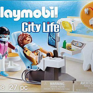 Playmobil® – Schwarze Zahnärztin