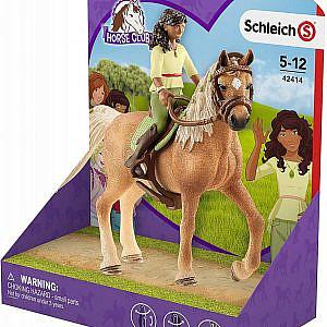 Schleich Horse Club- Sarah und Mystery