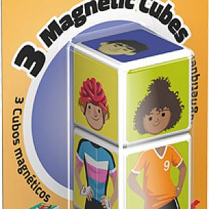 MAGICUBE Blister 3 cubes Sports