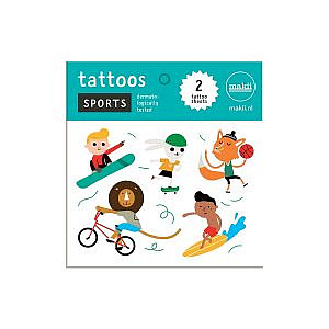 Tattoos Sport von makii