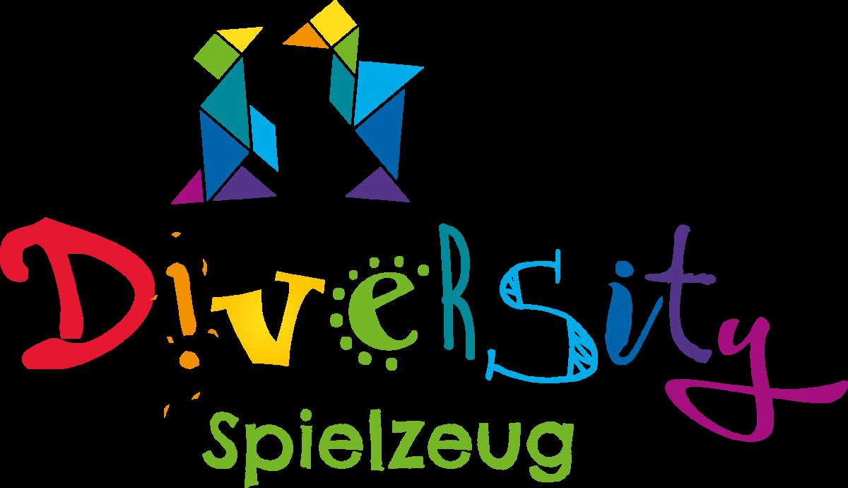 Logo Diversity-Spielzeug
